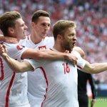 #EURO2016 Poland beat Switzerland 5-4 on penalties. By #AFP https://t.co/HpckfDWcl3