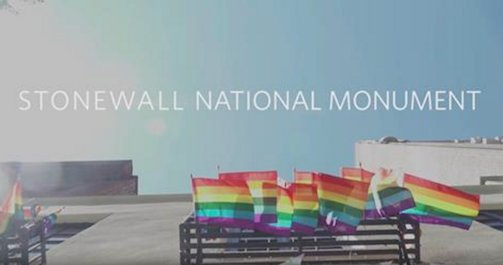 New Mexicans thank @POTUS for designating NYC's #Stonewall Inn as first #LGBT natl monument. https://t.co/dHrd1IOLo7 https://t.co/ItBcygQxPl