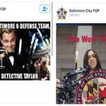 Baltimore police union faces backlash for posting Freddie Gray memes https://t.co/bpAf9aLpLI https://t.co/SOuTM0BPPD