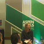 @olgakhazan as moderator = most excellent session on reinventing med schools #SpotlightHealth @aspenideas https://t.co/PzHpudcRtm