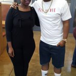 I think @CassperNyovest had recruited me as a fan bakithi... Hes so nice ???? #BETAwards2016 https://t.co/GTWCRi33hk