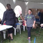 Face painting @LethDragonFest at the ATB tent in the KidZone https://t.co/hZpFV3bOVH