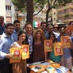 Anche a Salerno i GD in piazza per le iniziative @GdCampania. Con @Piero_De_Luca abbiamo parlato anche di referendum https://t.co/xFOK8ysUv3