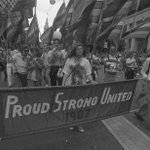 Favorite Chronicle photos from 45 years of San Francisco Pride parades. https://t.co/hJjAUGvcl2 https://t.co/MoSNwCmkJD