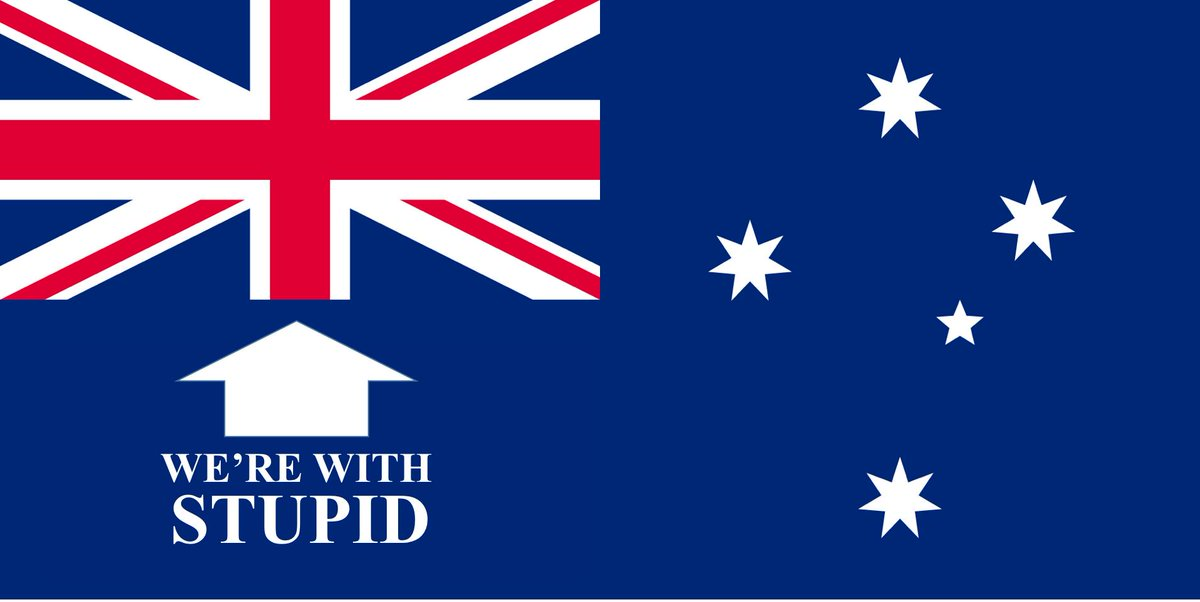In light of the Brexit result, Australia has announced a change to its flag. https://t.co/lcXLNZa4gt