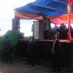 Joice Mujuru takes to the podium now #Mujuru @KalabashMedia @Wamagaisa @maDube_ @P_VanDamme_EU https://t.co/J1Eqiq8UKq