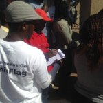 #ThisFlag citizens movement signing #UndengeMustGo petition on the street 2day. More volunteers joining next week https://t.co/sG9stOGOcz