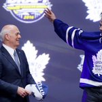 First selection, and first player to don the new @MapleLeafs logo. Story: https://t.co/C1kPEkriPr #NHLDraft https://t.co/Za09bwaRqu