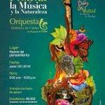 Por sugerencia de @fernalonso hoy apoyaré a @Sinfonicacaldas yendo al festival del Recinto del Pensamiento ¡Vayan! https://t.co/7jO3ADUC5C