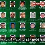 Estos son los más buscados por homicidios en #Cúcuta  https://t.co/H505vAQwsS https://t.co/mK2Vt05d9F