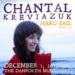 ON SALE NOW: See @chantalkreviaz on December 1 in #Toronto. Great seats available at https://t.co/vqPsrQPkYI https://t.co/t9ndaVSmdF
