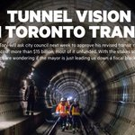Who is Mayor Tory building transit for? And how will we pay for it? https://t.co/vdNPSXzgRm https://t.co/yn7h0c9Z6m #ttc #toronto #topoli
