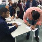 Ejerciendo mi Derecho al voto en Asamblea General 2016 @pnppr1 @TASHIKIARA @ricardorossello @junerivera2016 https://t.co/HOgKOLRp8Q
