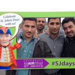 Its time to celebrate #SJdays! Free events for all ages, details online-  https://t.co/53YjEjwfVO https://t.co/N9RaRzo45L