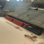 In the new Littlejohn part of the student seating will line one sideline. Those seats are orange in the photo below https://t.co/uFUzSEFnnk