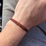 If you would like to buy one of these bands in memory of Ronan, message me or one of the other Hudds academy players https://t.co/b5mCIU696D