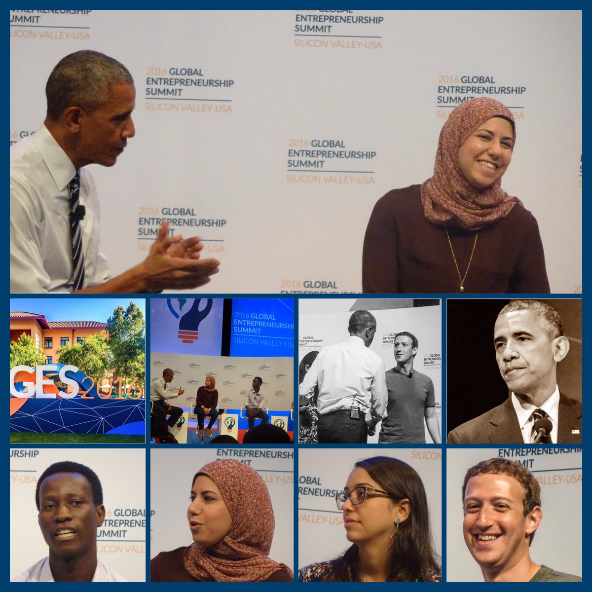 #GES2016 @POTUS moderates panel with @finkd @MaiMedhat @nzibosco @mcostach @ges2016 ! https://t.co/syg13WTRBr