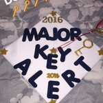 """@djkhaled Inspired me, because """"THEY"""" dont want you to graduate... 🔑🔑🔑🔑 https://t.co/6TxqCjf8Rn"""