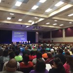 Packed house for todays New Student Orientation! #AngeloBound #ramfam20 #AngeloState https://t.co/mxEBuxcCbe