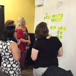 In the middle of an awesome workshop @LadiesThatUXLDT @infotechRG #LTUXLDT #LndOnt https://t.co/k6CuY6tzkS
