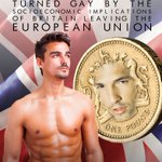 POUNDED BY THE POUND: TURNED GAY BY THE SOCIOECONOMIC IMPLICATIONS OF BRITAIN LEAVING THE EU https://t.co/D2drLr7oZ4 https://t.co/q4E54UMnGg