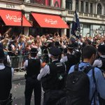 Cops stopped Londons Pride parade twice today - to propose to their boyfriends. https://t.co/ymlywhQR5g