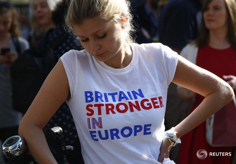 More than 1.5 million and rising sign British petition for a 'do-over' EU referendum https://t.co/bm5XpoHKp6