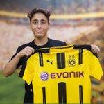 Ousmane Dembélé et Emre Mor recrutés cet été par le Borussia Dortmund. Deux des meilleurs 97 dEurope ! https://t.co/nZ5kCFn5XK