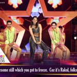 #DontMiss the Splendid @Rakulpreet electrifying #Perfromance #CineMaaAwrads2016 @MAATV #IndiaglitzTelugu #Indiaglitz https://t.co/sMDv0J3DxB