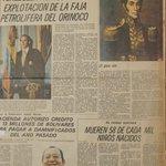Bolívar fundó Correo del Orinoco el 27-06 de 1818. Por eso @CorreodelCaroni se fundó el 27-06 de 1977. #AquíSeguimos https://t.co/vXZYsoY7t2