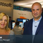 Take a look at what #MSFT + #HPE are doing together at the Microsoft booth at #HPEDiscover: https://t.co/lZs2AHRzol https://t.co/Z1K6d9yKE8