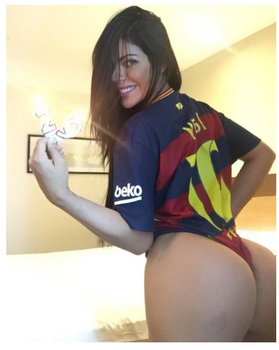 RT @Pueblaonline: FOTOS: @SuzyCortez_ envió ardiente felicitación de cumpleaños a Messi https://t.co/qe1VMLgMqZ https://t.co/R0wesUNrIJ