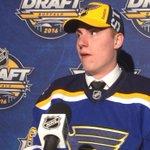 Newfoundland-born goalie drafted by the St. Louis Blues   https://t.co/n1Qrkl0NYb  #cbcnl #stlblues https://t.co/Bv6B2XBHbi