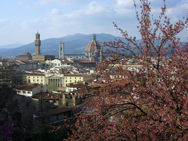 Food for body & soul this summer in Florence Italy: