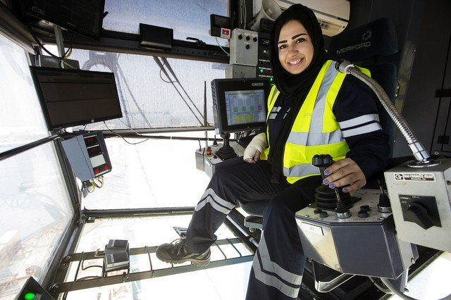 Meet Leila Al Bashr, the Emirati woman hoping to lift others up with her success https://t.co/COiu76aw4A https://t.co/bDgKLE2VIB