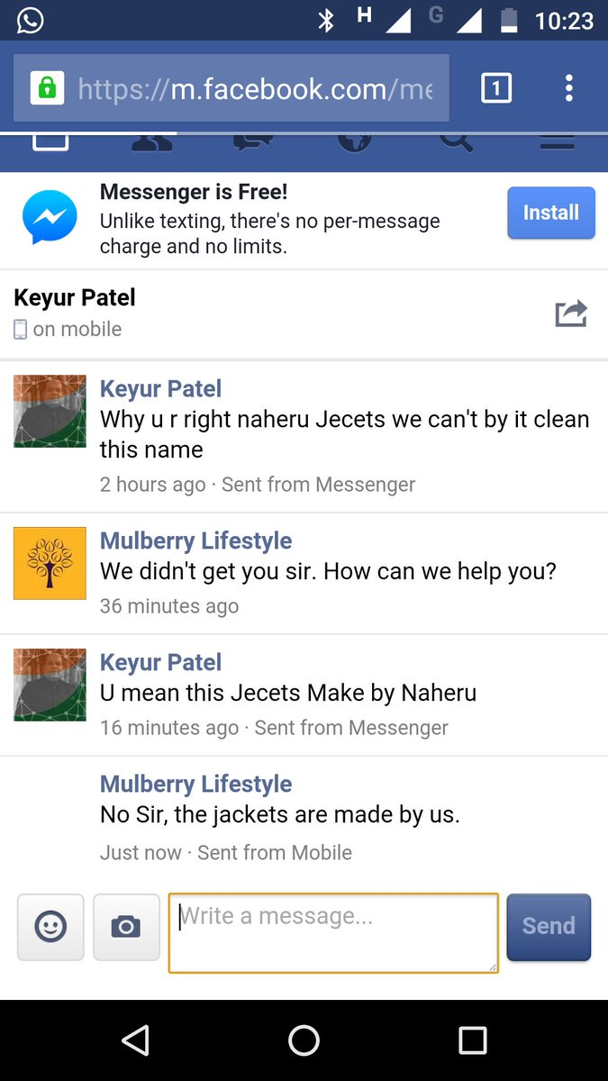 Conversation with Bhakth & why we should change name of Nehru Jacket. Isn't it ridiculously hilarious? https://t.co/GiZ3zpPsXm