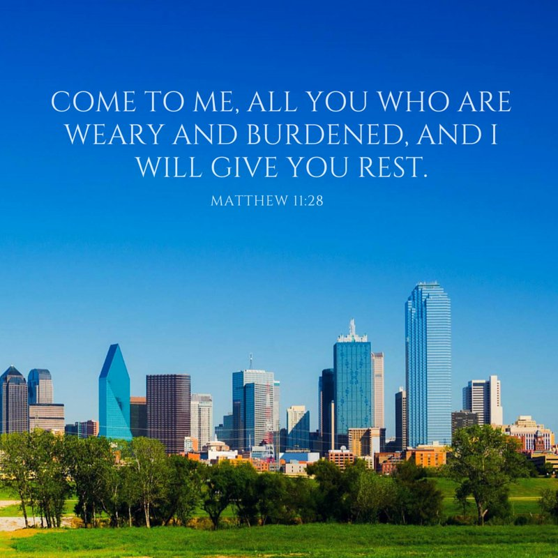 Join us as we pray for the city of #Dallas and for our nation today. https://t.co/qjMdlI3U1S