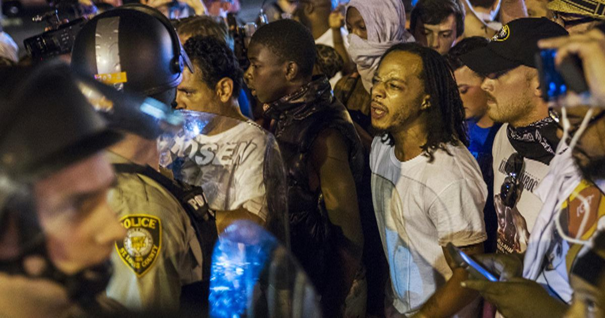 From Ferguson to Dallas - the deaths of Afro-Americans at the hands of white police officers