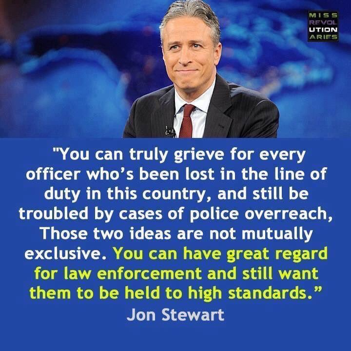 Thanks to Jon Stewart for these thoughtful words. #Dallas https://t.co/Xw2kKhWjkf