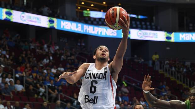 It's crunch time for Canadian men's basketball team to reach Rio from @davidebner