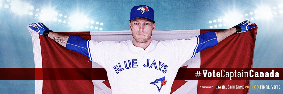 Tweet the hashtag #VoteCaptainCanada to help us get Saunders to the All-Star game! https://t.co/RwL5QTrzny