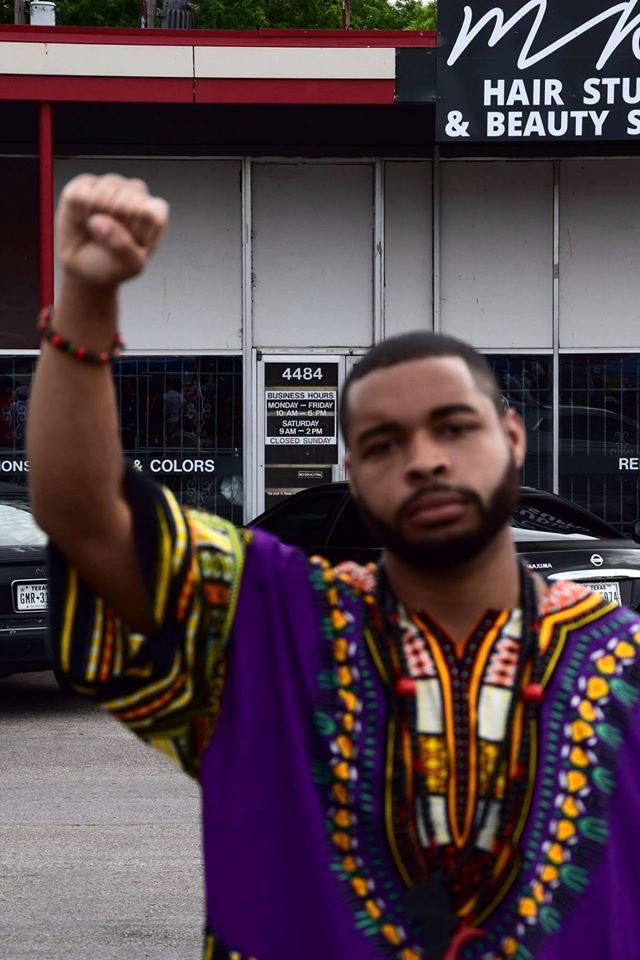 CBS News confirmed picture of Micah Xavier Johnson https://t.co/sKfrxXxQbK