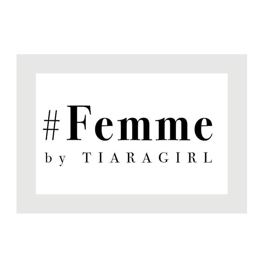 【ご報告】この度ティアラガールは読者の皆様の元へもっとタイムリーに、より多くの情報をお届けするべく、WEBサイト【#Femme by TIARAGIRL】を立ち上げました。アクセス解禁は明日7/9日お昼12:00予定。お楽しみに! https://t.co/1J3P0zDNPF