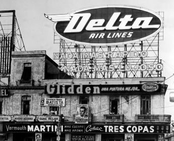.@Delta and Cuba have a history together.  FBF More pics on the Delta News Hub