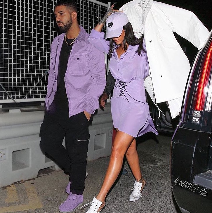 Drake & Rihanna ; About. Timeeeeeeeee https://t.co/DJGE4CisYL