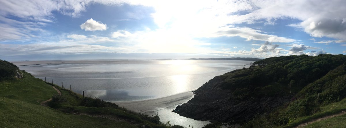 #Morecambe #Bay #Silverdale It's what the 'Pano' button was made for… https://t.co/rUQXl3bwSd