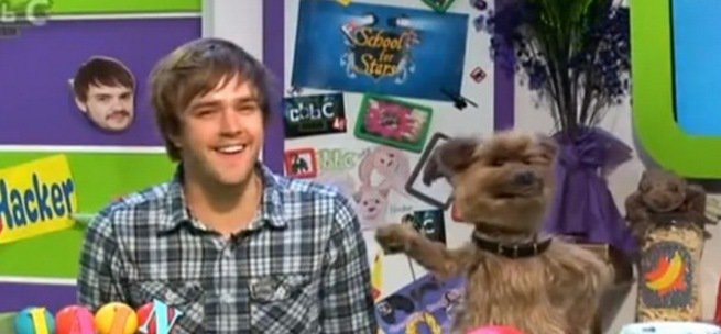 Love Island narrator Iain Stirling used to be on Children's BBC!