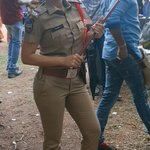 Good Cop ? Bad cop ? ;) @ReginaCassandra in #Nakshatram #KrishnaVamsi sir :) https://t.co/J6GsnOCI06