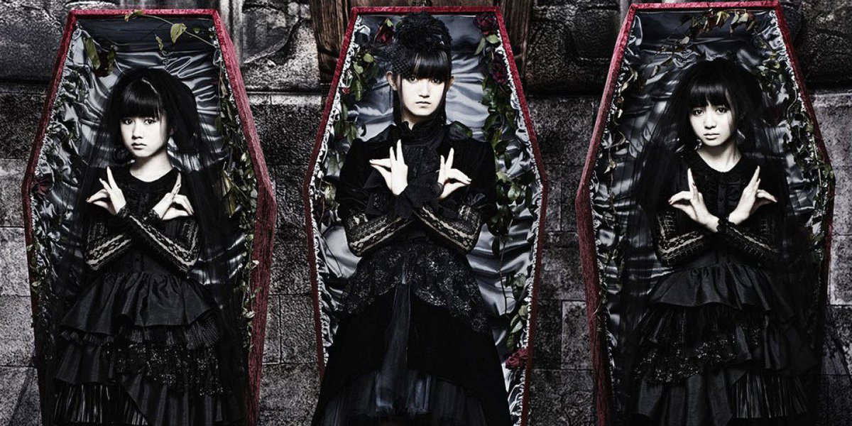 Love 'em or hate 'em, it's hard to ignore @BABYMETAL_JAPAN – and here are 10 reasons why; https;/...