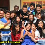 RT @cineloka: #DancingStar TV Show Press-Meet Snaps - 4  #CrazyStarRavichandran @priyamani6  @MayuriUpadhya  @ColorsKannadaTV https://t.co/…